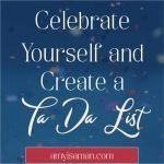create a tada list blog graphic